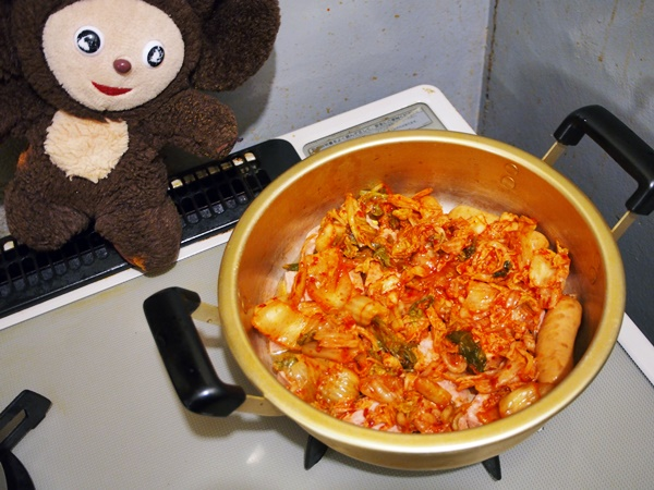 ブテチゲ鍋 作り方
