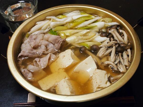 豚肉の肉吸い