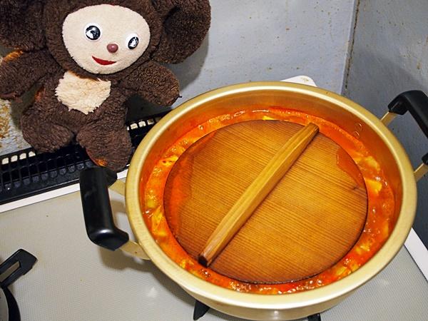 サンマのキムチ煮 作り方