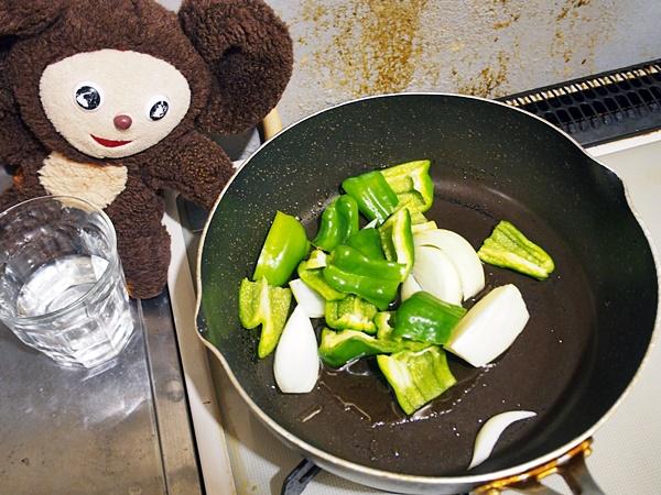 キムチ味の家常豆腐 作り方