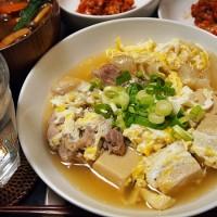 鶏肉と高野豆腐のたまごとじ