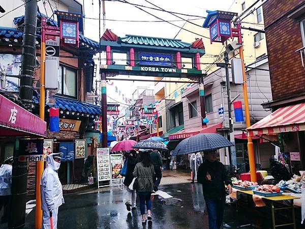 生野コリアタウンまつり2015