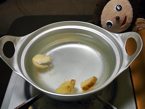 中華風・常夜鍋 作り方
