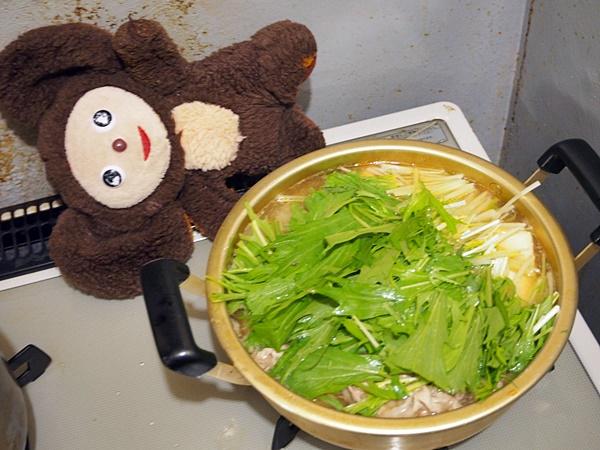 豚肉豆腐・ニンニク入り 作り方