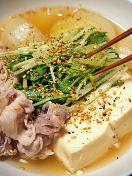 豚肉豆腐・ニンニク入り