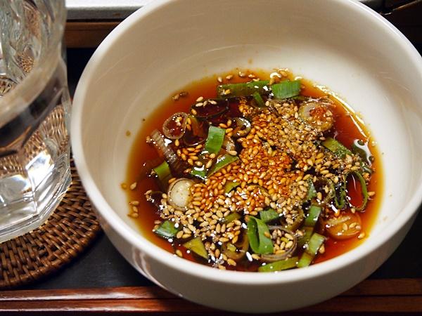中華風・鶏の水炊き