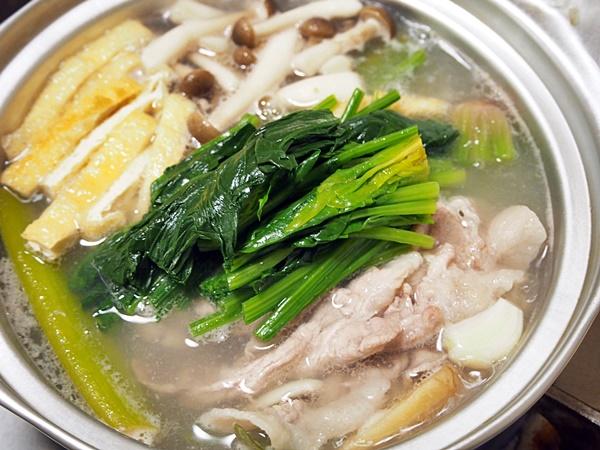 中華風・常夜鍋