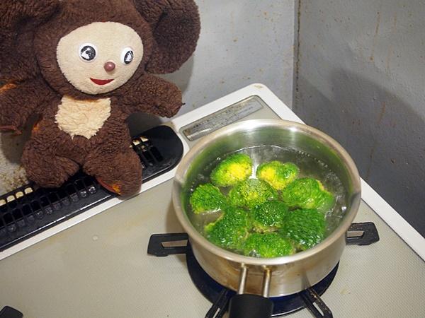 中華風カレー 作り方