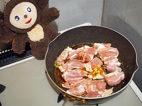 チキントマト煮 作り方