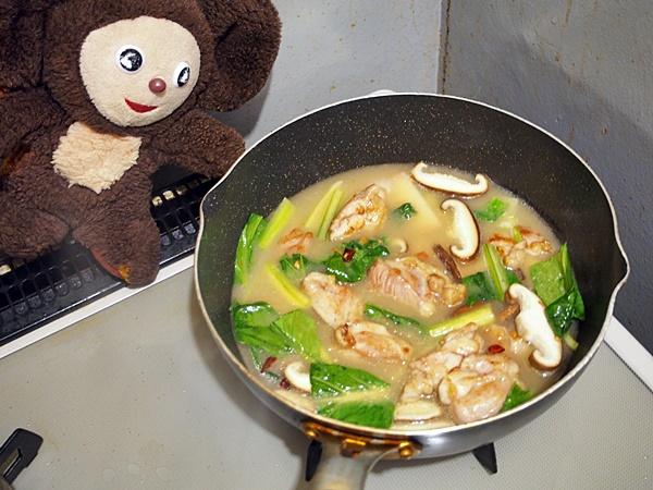 中華風雑煮 作り方