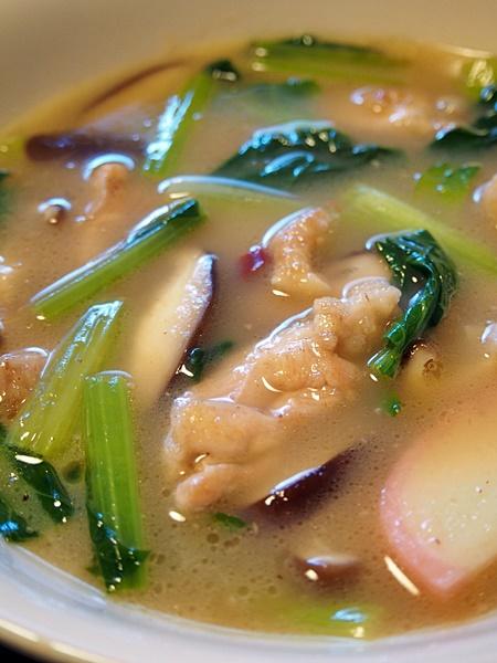 中華風雑煮