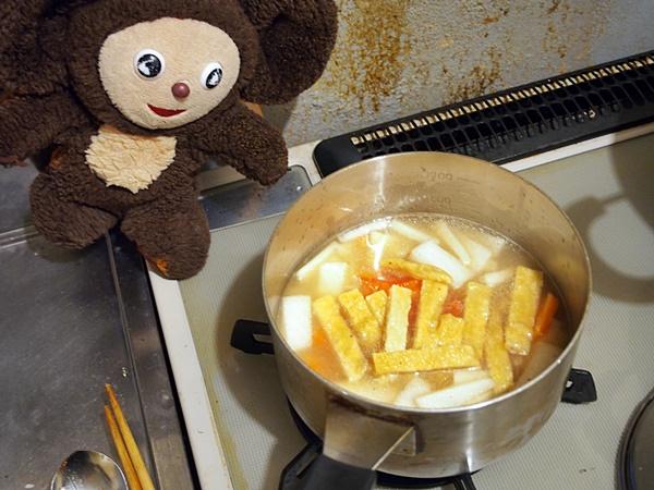 韓国風雑煮 作り方