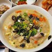 韓国風雑煮