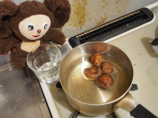 キムチのうどんすき 作り方