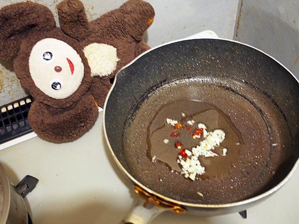 焼きとり風中華炒め 作り方