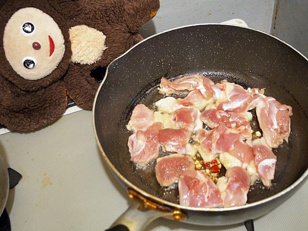 鶏肉と大根の中華風あんかけ煮 作り方