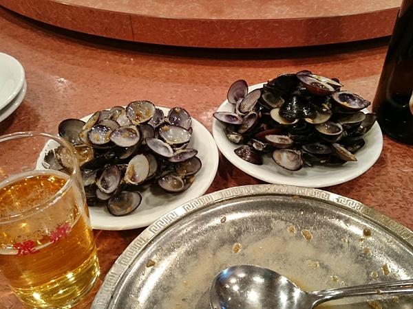 シジミ 殻