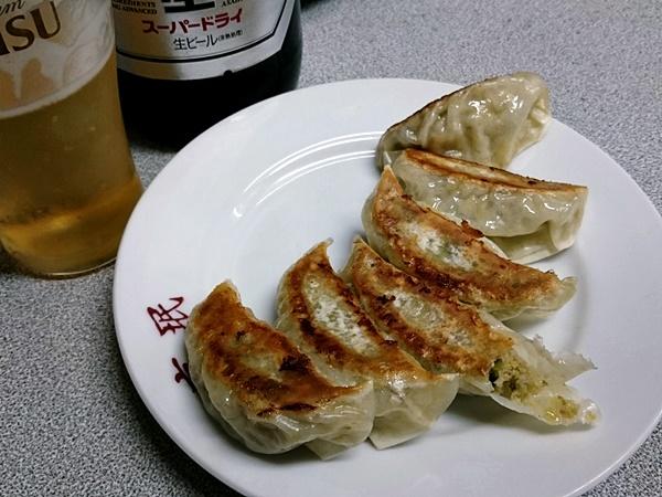 京珉 餃子