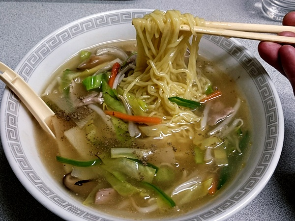 京珉 チャンポンメン