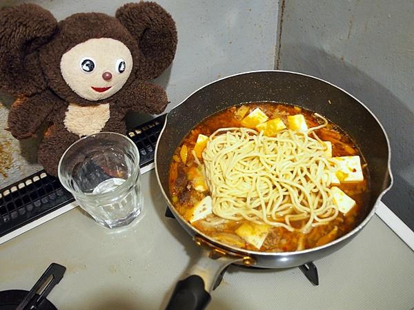 麻婆チャンポン 作り方