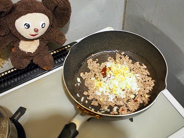 麻婆あんかけ焼きそば 作り方