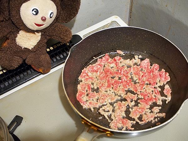 カレー味のあんかけ焼きそば 作り方