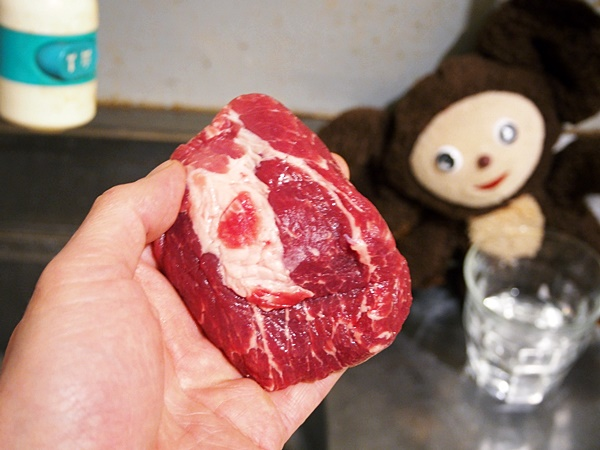 豚肩ロースかたまり肉