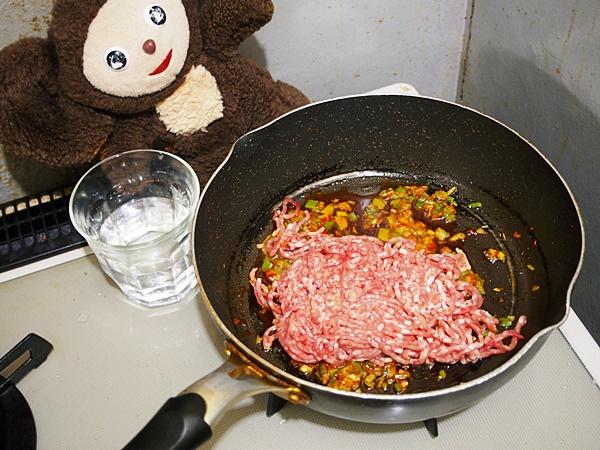 マーボー・トマト 作り方