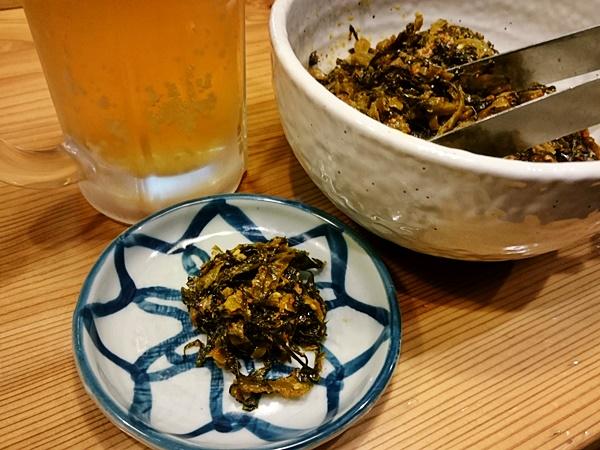 博多食堂・濃麻呂 辛子高菜