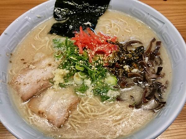 博多食堂・濃麻呂 ラーメン