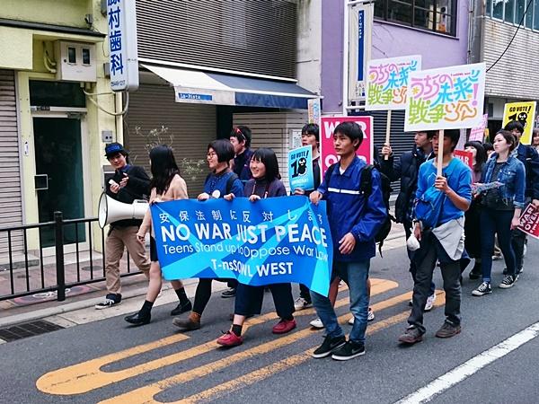 0306大阪デモ