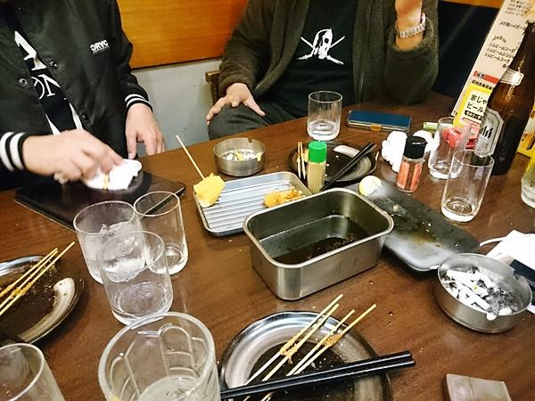 0306大阪デモ 打ち上げ