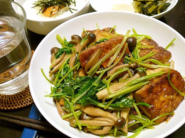 家常豆腐(ウー・ウェン)