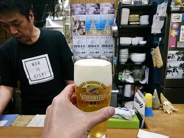 あらい商店 ビール