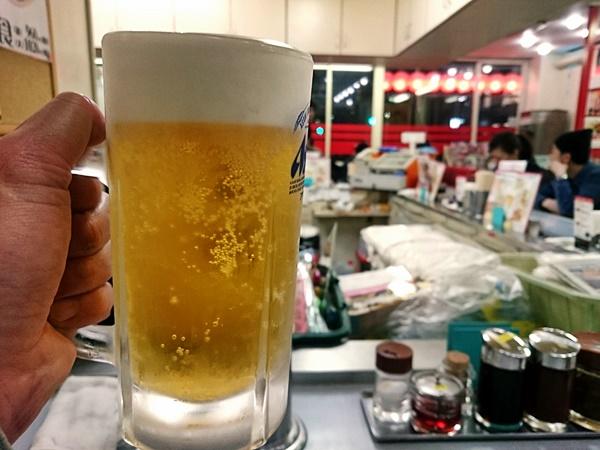 天下一品 ビール