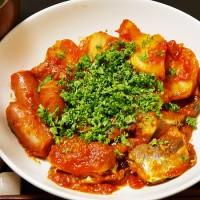 いわしトマト煮