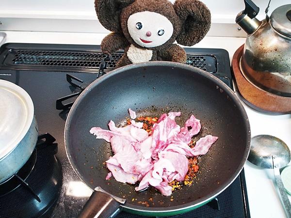 タケノコの家常豆腐 作り方