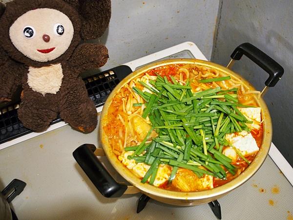 豚肉のキムチ汁 作り方