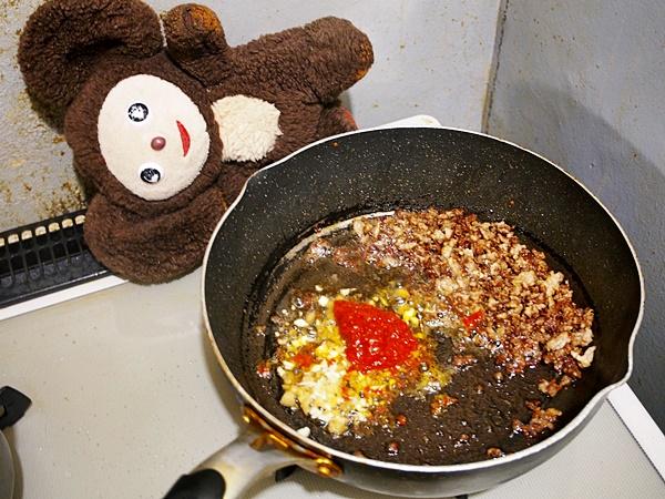 うす味マーボー豆腐 作り方