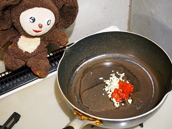 マーボー豚肉豆腐 作り方