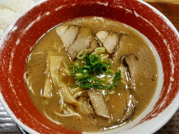 麺王 徳島ラーメン