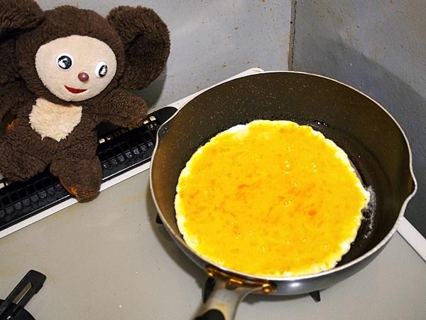 マーボーニラ玉 作り方