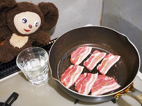 豚肉のショウガ焼き 作り方