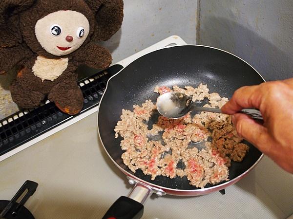 マーボーうま煮 作り方