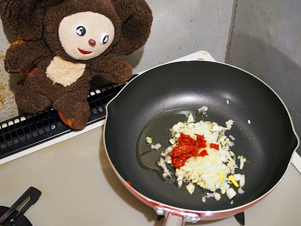豚肉とじゃがいものトマト煮込み 作り方