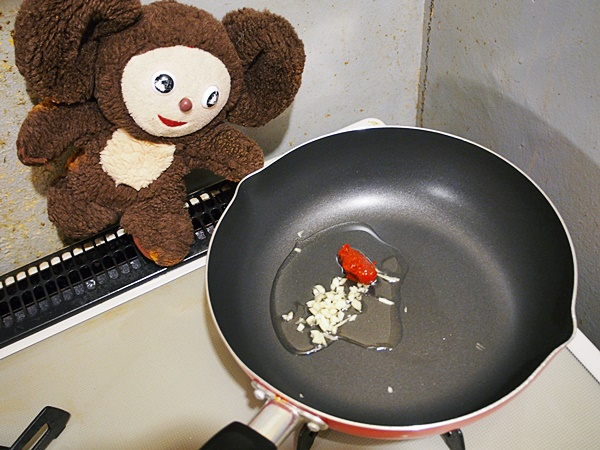 ゴーヤと豆腐の炒め煮 作り方