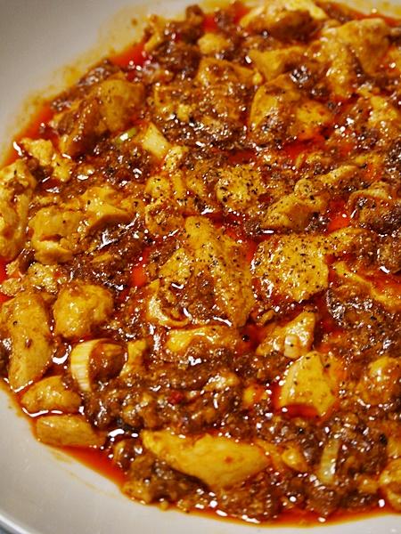 陳建民風マーボー豆腐