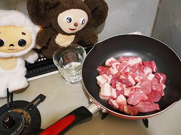 キムチチゲ 作り方