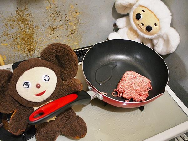 マーボーなすトマト入り 作り方