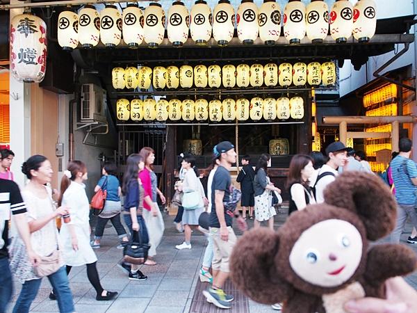 八坂神社 御旅所